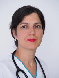 Portret Dr. Florentina Popescu